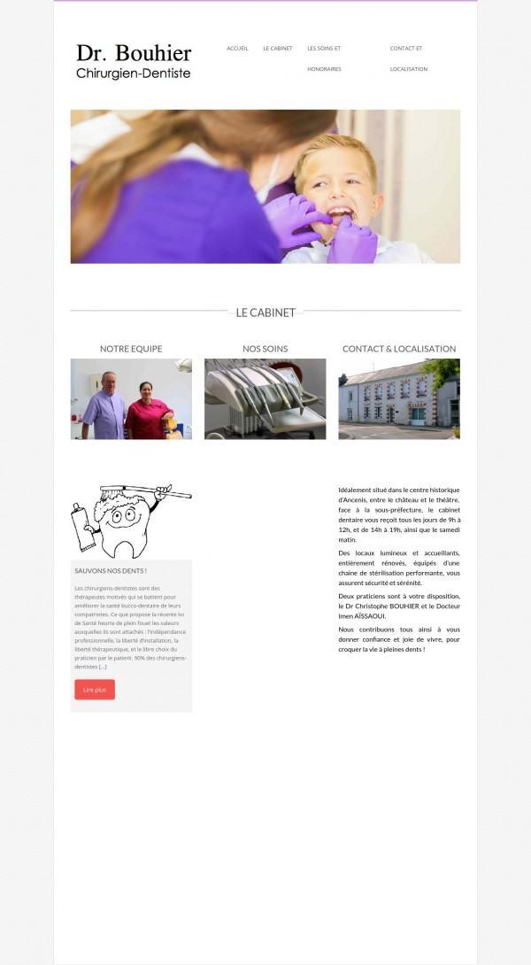 bouhier-dentiste.fr